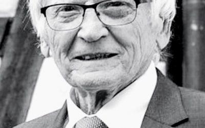 Wir trauern um Franz Weber