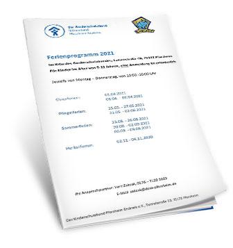 Familienprogramm 2021-Flyer Download